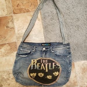 Beatles Jean Purse